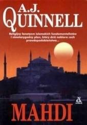 Okładka książki Mahdi A. J. Quinnell
