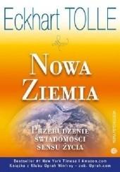 Okładka książki Nowa Ziemia Eckhart Tolle