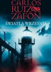 Okładka książki Światła września Carlos Ruiz Zafón