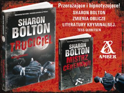 Sharon Bolton odpowiedziała na wasze pytania!